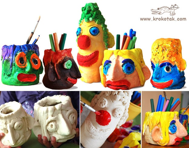 30 Salt Dough Crafts For Kids Red Ted Arts Blog