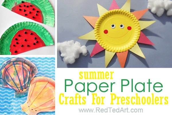 Sunflower Crafts For Preschoolers