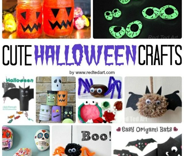 Frightfully Cute And Easy Halloween Crafts For Toddlers And Preschoolers If You Are Looking For