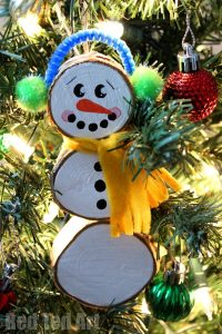 30 Easy Snowman Crafts Red Ted Arts Blog