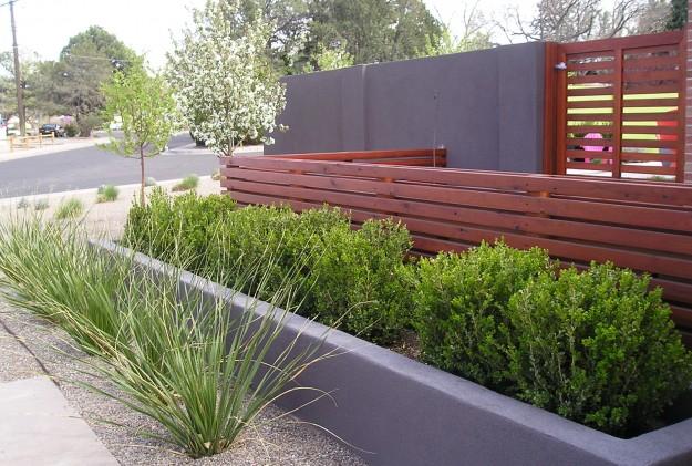 Mid Century Modern Red Twig Studio Landscape Design