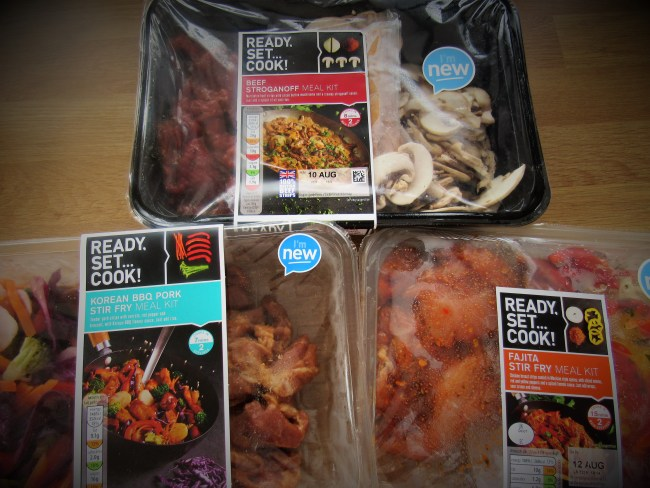 Aldi meal kit review