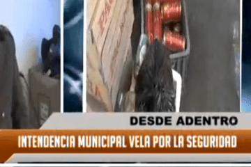 DESDE ADENTRO 31 DE AGOSTO DESPACHO DE INTENDENCIA