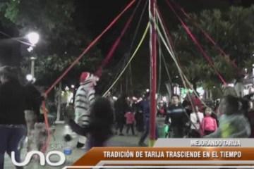 MEJORANDO TARIJA: TRADICIÓN NAVIDEÑA DE TARIJA TRASCIENDE EN EL TIEMPO