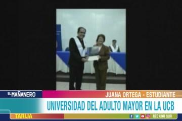 UNIVERSIDAD DEL ADULTO MAYOR EN LA UCB