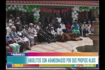 EL HOGAR SANTA TERESA DE JORNET ACOGE A 140 ANCIANOS
