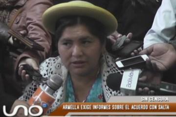 SIN CENSURA: ACUERDO ENTRE SALTA Y TARIJA POR ATENCIÓN EN SALUD