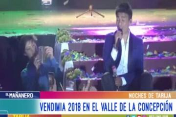 NOCHES DE TARIJA: VENDIMIA 2018