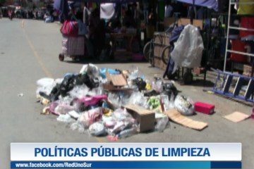 POLÍTICAS PÚBLICAS DE LIMPIEZA