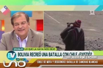 QUÉ ALGUIEN ME EXPLIQUE: CHILE SE MOFA Y DESCONOCE LA BATALLA DE CANCHAS BLANCAS