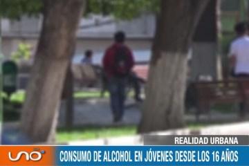 REALIDAD URBANA: LA JUVENTUD, EL ALCOHOL Y LA MARIHUANA