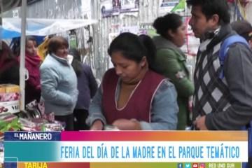 FERIA DEL DÍA DE LA MADRE EN EL PARQUE TEMÁTICO
