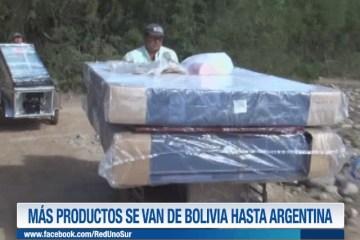 MÁS DE 70 PASOS CLANDESTINOS HACIA ARGENTINA