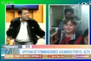 PRONUNCIAMIENTO DE LA COB REPUDIA Y RECHAZA LA VIOLENCIA