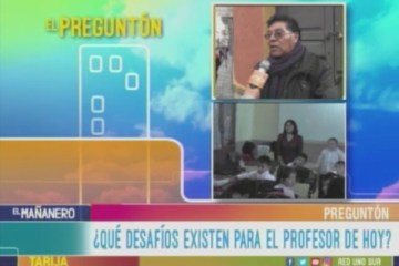EL PREGUNTÓN: RETOS DE LOS PROFESORES