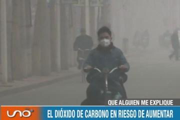 QUÉ ALGUIEN ME EXPLIQUE: EL DIÓXIDO DE CARBONO EN RIESGO DE AUMENTAR