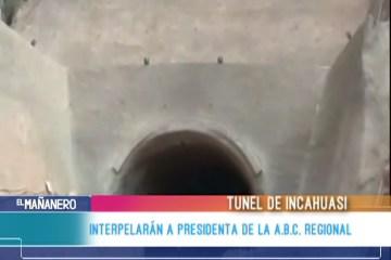 INTERPELARÁN A LA PRESIDENTA DE LA A.B.C. REGIONAL
