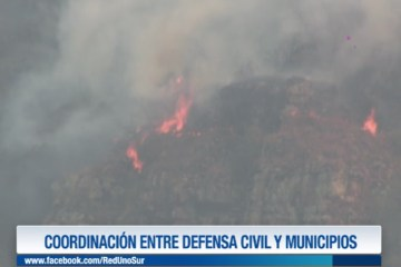 COORDINACIÓN ENTRE DEFENSA CIVIL Y MUNICIPIOS