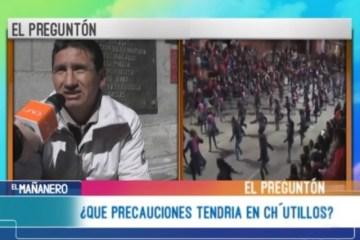 EL PREGUNTÓN: CH'UTILLOS 2018
