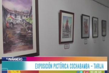 EXPOSICIÓN PICTÓRICA COCHABAMBA – TARIJA