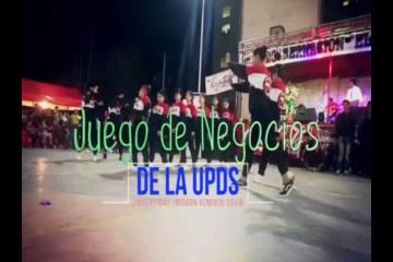 ESPECTÁCULOS: JUEGO DE NEGOCIOS EN LA UPDS TARIJA
