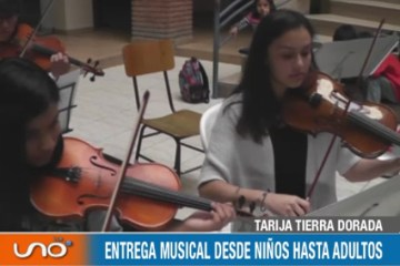 """TARIJA TIERRA DORADA: INSTITUTO MEDIO DE EDUCACIÓN MUSICAL """"MARIO ESTENSSORO"""""""