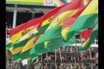 TEMA DEL DÍA: DÍA DE LA BANDERA BOLIVIANA