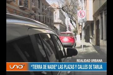 REALIDAD URBANA: PARQUEOS POR TODAS PARTES