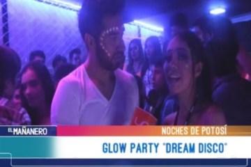 NOCHES DE POTOSÍ: GLOW PARTY