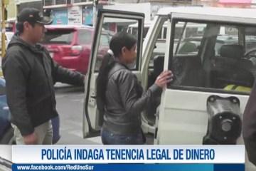 CIUDADANOS COLOMBIANOS FUERON DETENIDOS