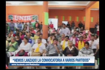 """""""HEMOS LANZADO LA CONVOCATORIA A VARIOS PARTIDOS"""""""