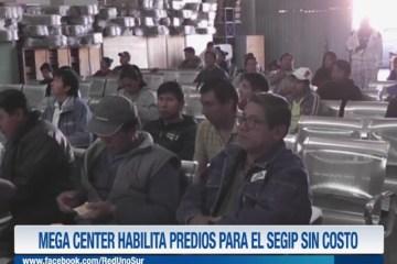 DESCENTRALIZAN OFICINAS Y ATENDERÁN EL 1 DE OCTUBRE