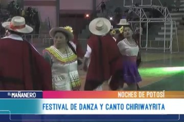 """NOCHES DE POTOSÍ: FESTIVA """"AYUDA A TU PRÓJIMO"""""""