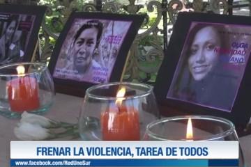 FRENAR LA VIOLENCIA, TAREA DE TODOS