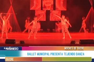 NOCHES DE SUCRE: BALLET MUNICIPAL