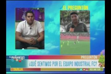"""EL PREGUNTÓN: EQUIPO DE FUTBOL """"INDUSTRIAL FC AVILÉS"""""""