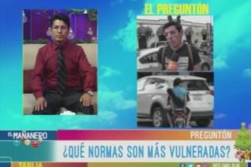 PREGUNTONEL PREGUNTÓN: ACCIDENTES DE TRÁNSITO