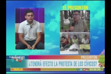 PREGUNTONEL PREGUNTÓN: MEDIDAS DE PRESIÓN POR EL 21F