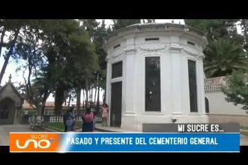 MI SUCRE ES: PASADO Y PRESENTE DEL CEMENTERIO GENERAL
