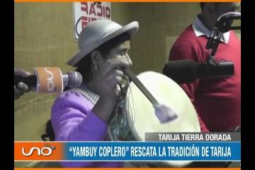 TARIJA TIERRA DORADA: LAS COPLAS