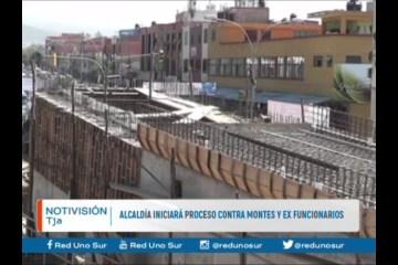 ALCALDÍA INICIARÁ PROCESO CONTRA MONTES Y EX FUNCIONARIOS