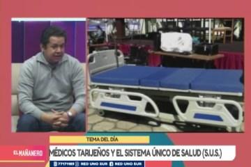 MÉDICOS Y EL SISTEMA ÚNICO DE SALUD (SUS)