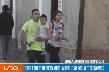QUÉ ALGUIEN ME EXPLIQUE: EL DESAFÍO DE SER PAPÁ