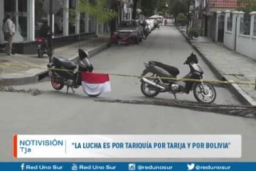 """""""LA LUCHA ES POR TARIQUÍA, TARIJA Y EL PAÍS"""""""