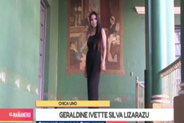 CHICA UNO TARIJA: GERALDINE IVETTE SILVA LIZARAZU