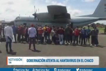 LA GOBERNACIÓN ATENTA AL HANTAVIRUS EN EL CHACO