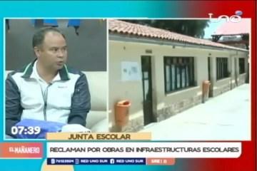UNIDADES EDUCATIVAS SE DECLARAN EN EMERGENCIA