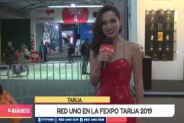 RED UNO EN LA FEXPO TARIJA 2019