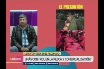 EL PREGUNTÓN: VEDA EN EL RÍO PILCOMAYO