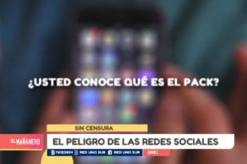 SIN CENSURA: EL PELIGRO DE LAS REDES SOCIALES